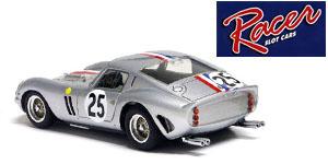 Ferrari 250GTO n°25 Racer Le Mans 1963
