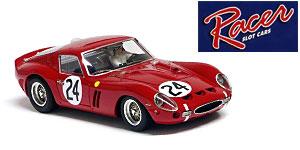 Ferrari 250GTO n°24 Racer Le Mans 1963