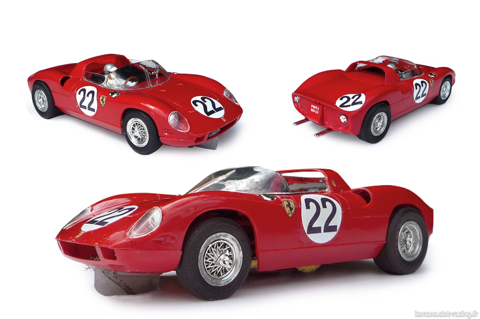 Ferrari 250P Monogram SR3207