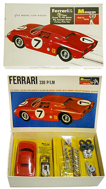 Kit Monogram Ferrari 250LM