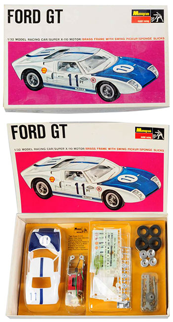 Kit Monogram Ford GT40