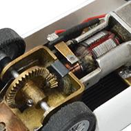 Lotus Elite Super Shells - Détails du chassis