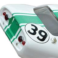 Lotus Elite Super Shells - Détails de la face arrière