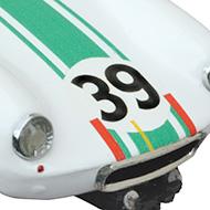 Lotus Elite Super Shells - Détails de la face avant