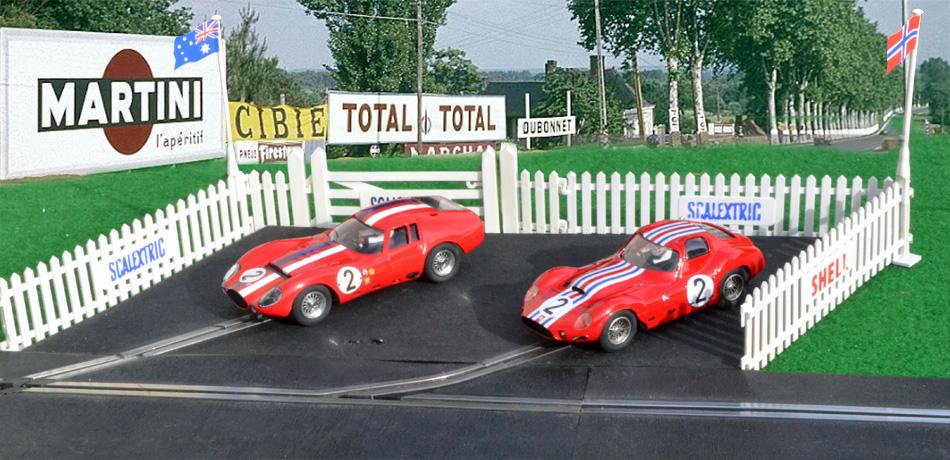Maserati 151 Le Mans 1963 et 1964