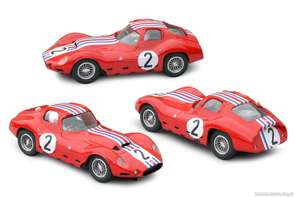 Maserati 151/2 MMK - MMK27