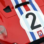 Maserati 151/2 MMK - MMK27 - Détails de la décoration