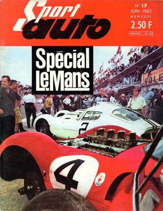 Sport Auto spécial 24 heures du Mans1963