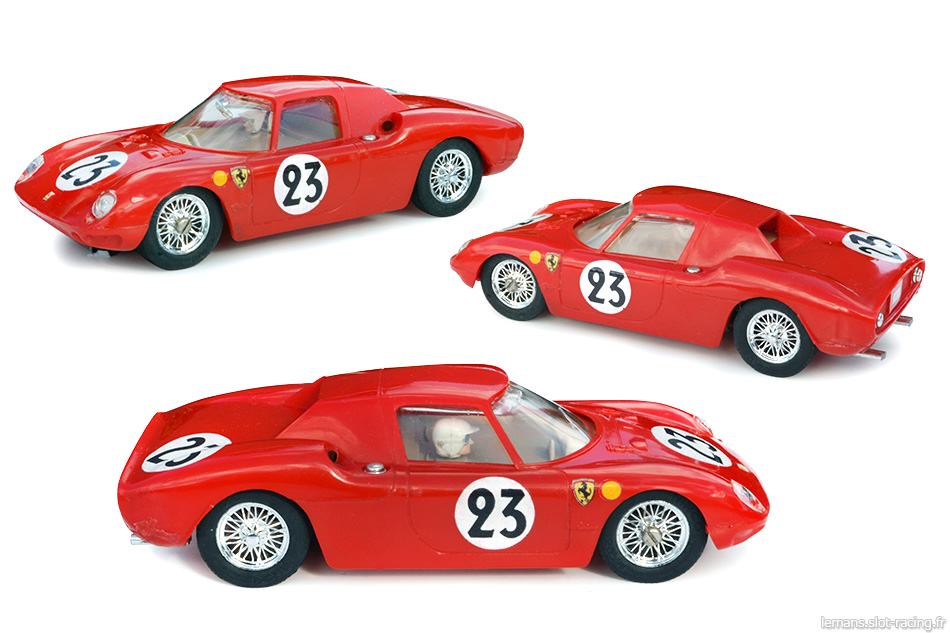 Ferrari 250 LM - Airfix-5140