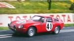 Alfa-Roméo TZ #41 ‣1964