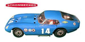 Cobra Daytona Stombecker Le Mans 1964