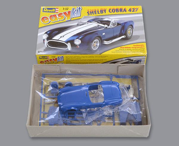 AC Cobra Revell Easykit 07104