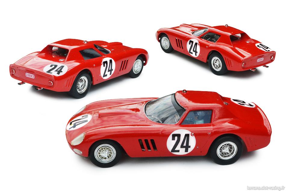 Ferrari 250 GTO 64 – Monogram SR3205