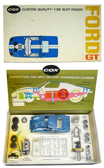 Kit Ford GT40 - Cox