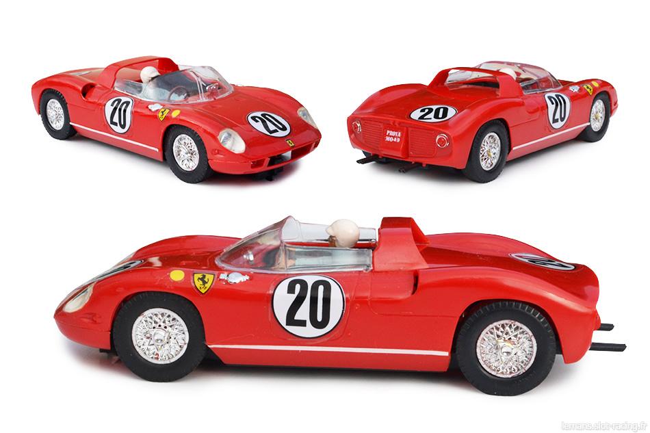 Ferrari 275P MRRC 9905
