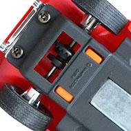 Ferrari 275P - Monogram 85-4896 - Le moteur et la transmission