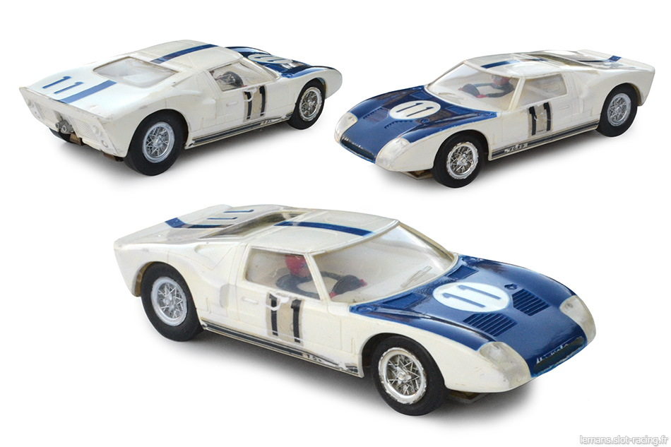 Ford GT40 Monogram SR3210