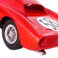 Ferrari 250 LM Monogram - Détails de la face arrière