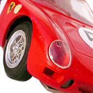 Ferrari 250 LM Monogram - Détails des phares