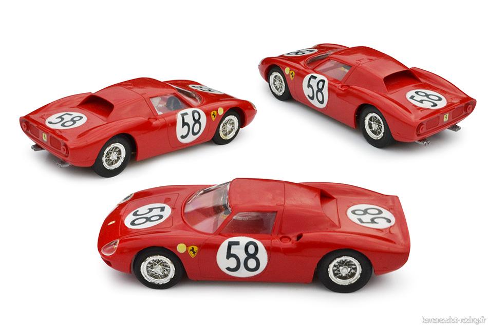 Ferrari 250 LM Monogram SR3211