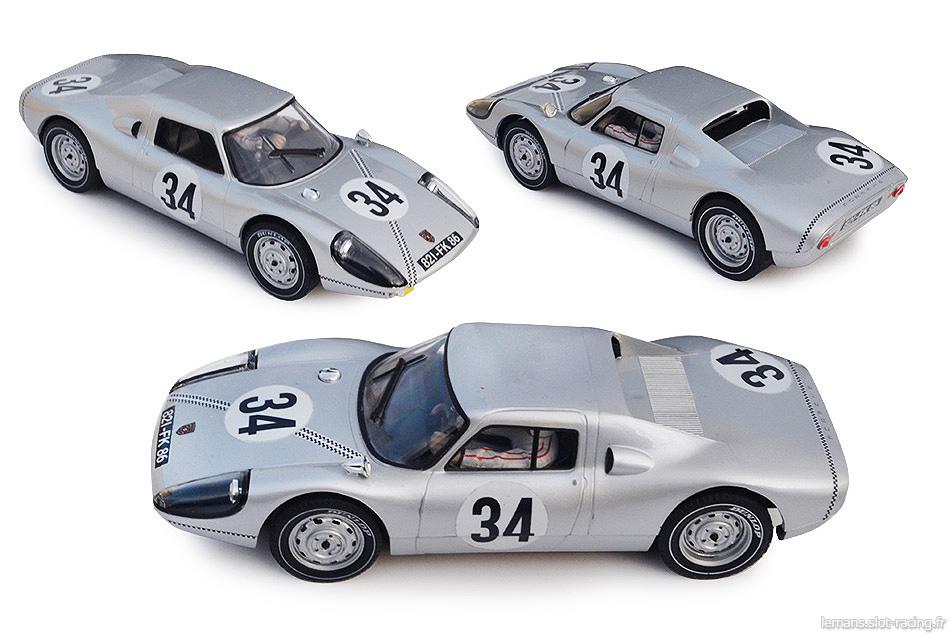 Porsche 904 GTS- MRRC MC0041