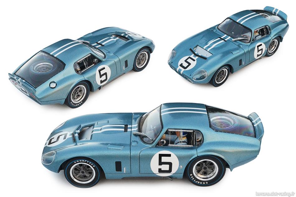 Cobra Daytona - Revell 08351
