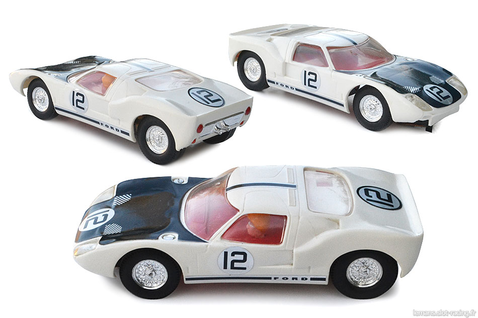 Ford GT40 - Scalextric C77