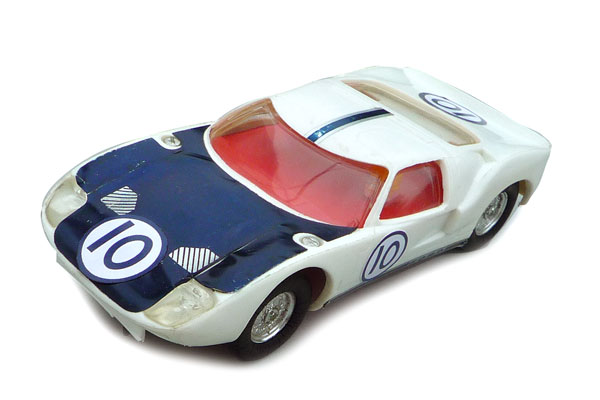 Ford GT40 Scalextric C77