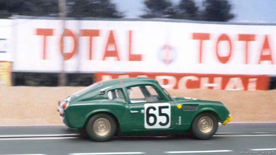 Triumph Spitfire #65 ‣1964