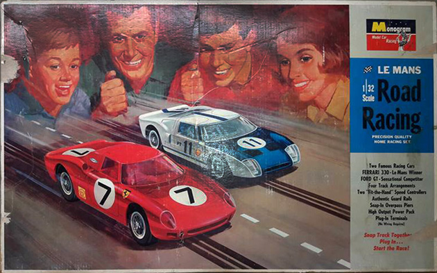 Coffret Monogram Le Mans