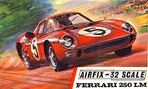 Kit Airfix Ferrari 250 LM
