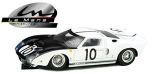Ford GT40 n° 10 Le Mans Miniatures Le Mans 1964