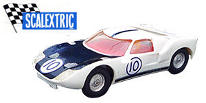 Ford GT40 C77 Scalextric