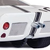 Ford GT40 Cox - Détails de la face arrière