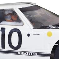 Ford GT40 Cox - Détails de la décoration