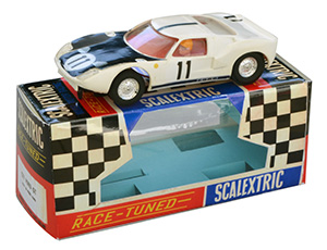 Ford GT40 Scalextric Le Mans 1964