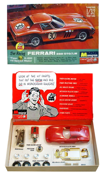 Kit Ferrari 250 GTO Monogram