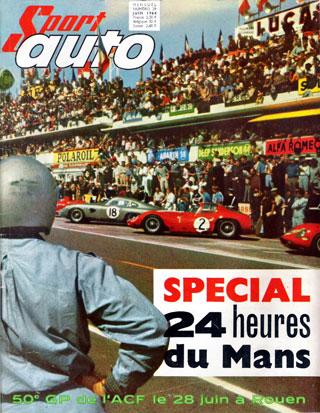 Sport Auto spécial 24 heures du Mans1964