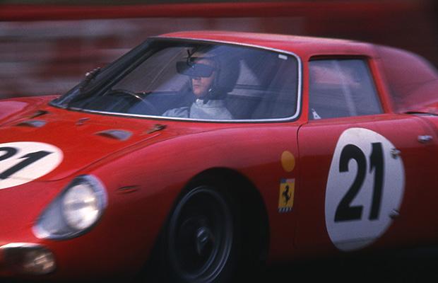 24 heures du Mans 1965 - Ferrari 275LM #21 - Pilotes : Johen Rindt / Masten Gregory- 1er