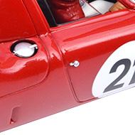 Ferrari 250 LM Fly F053106 -Détail du bouchon de réservoir