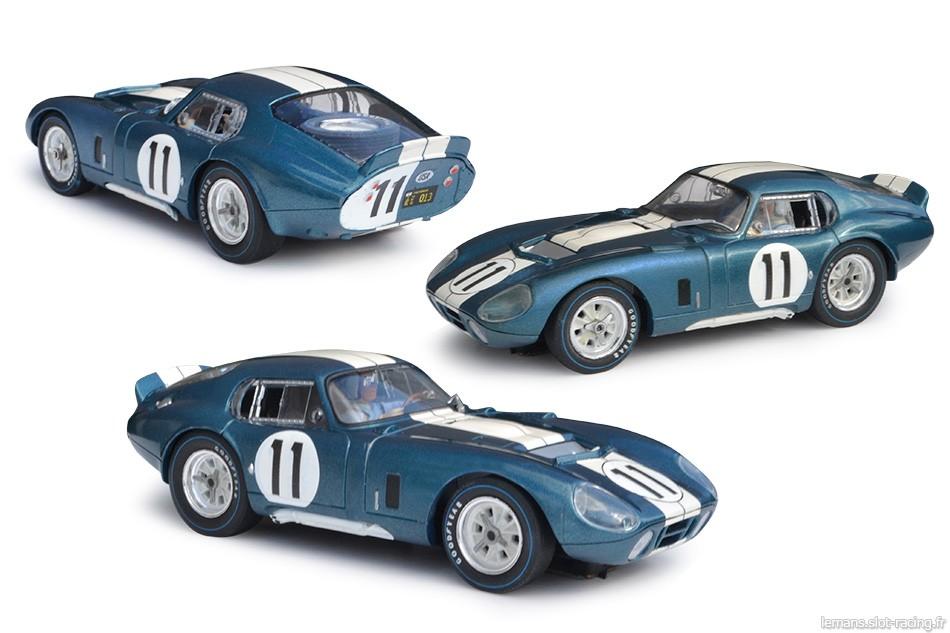 Cobra Daytona - Revell 08352