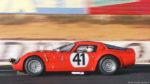 Alfa-Roméo TZ 2 #41 ‣1965