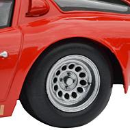 Alfa-Roméo TZ2 Fly - Détails des roues