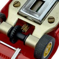Dino Strombecker - le châssis, le moteur et la transmission