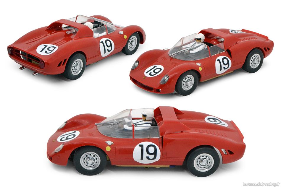 Ferrari 330 P2 Strombecker 8639