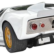 Ford MkII Le Mans Miniatures - Détails de la face arrière