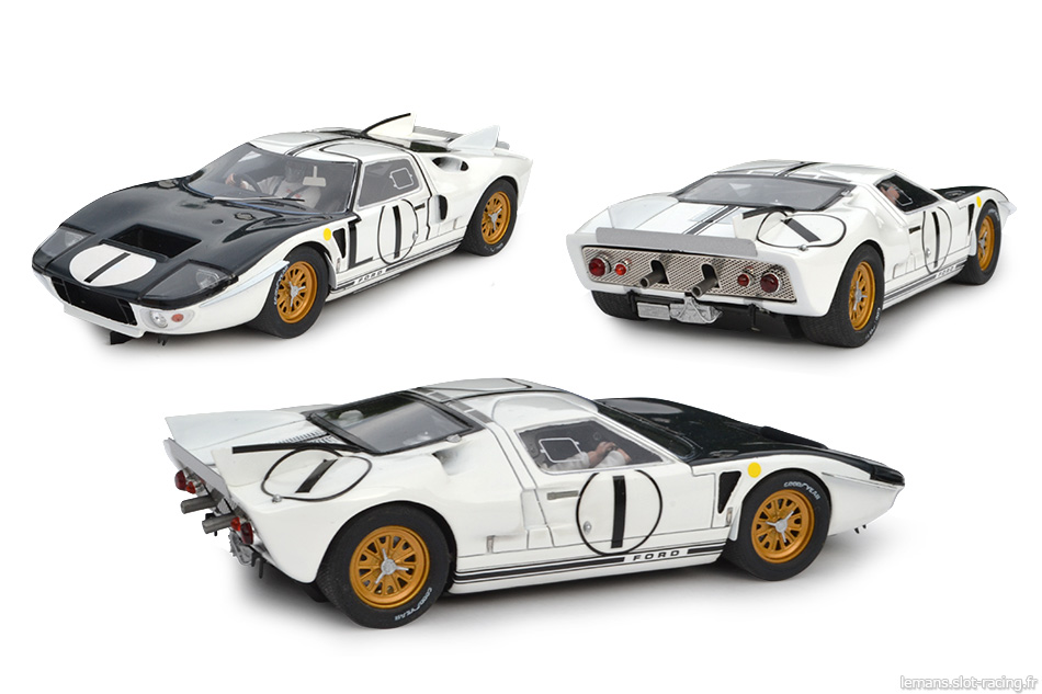Ford MkII Le Mans Miniatures 132065/1M