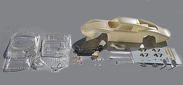 Kit brut PSK TS4