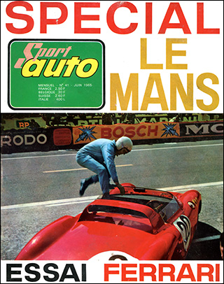 Sport Auto spécial 24 heures du Mans1965