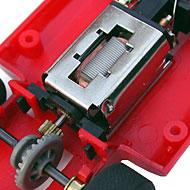 Ferrari 330 P3 - Le moteur RX4 et la transmission